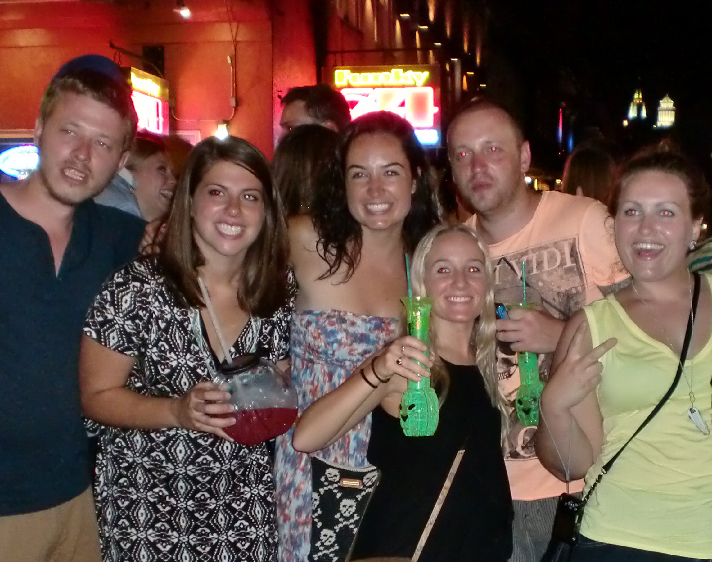Best Party Hostels in the USA