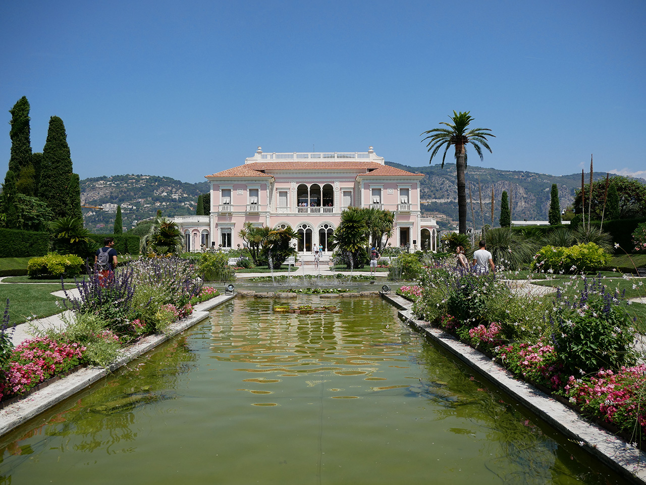 Villa Ephrussi de Rothschild - things to do on the French Riviera