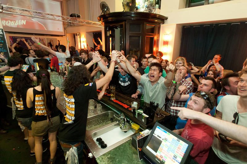 best party hostels in germany
