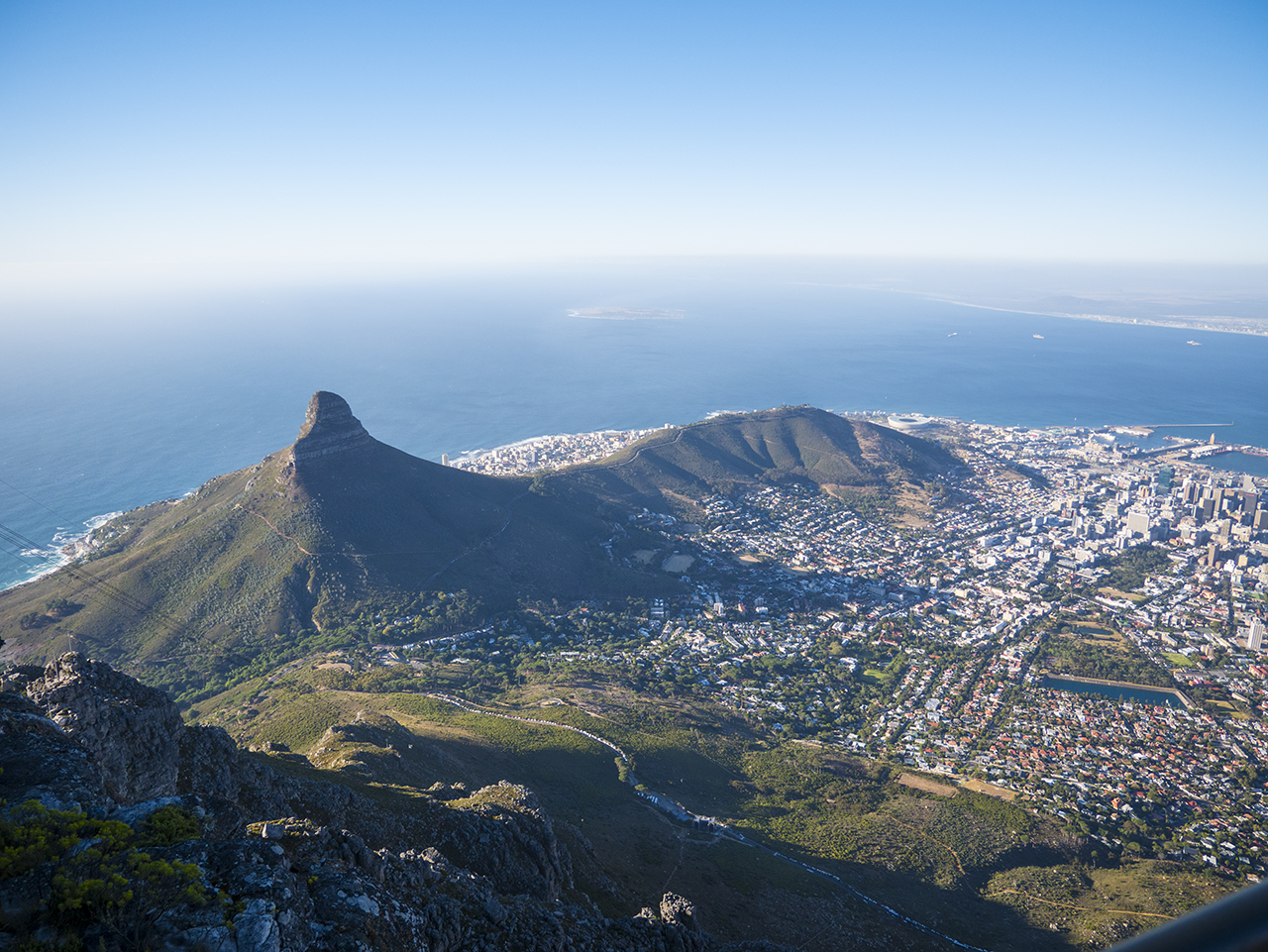 One Week in Cape Town - Table Mountain