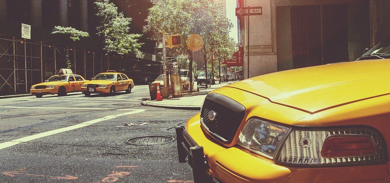 Taxi New York City