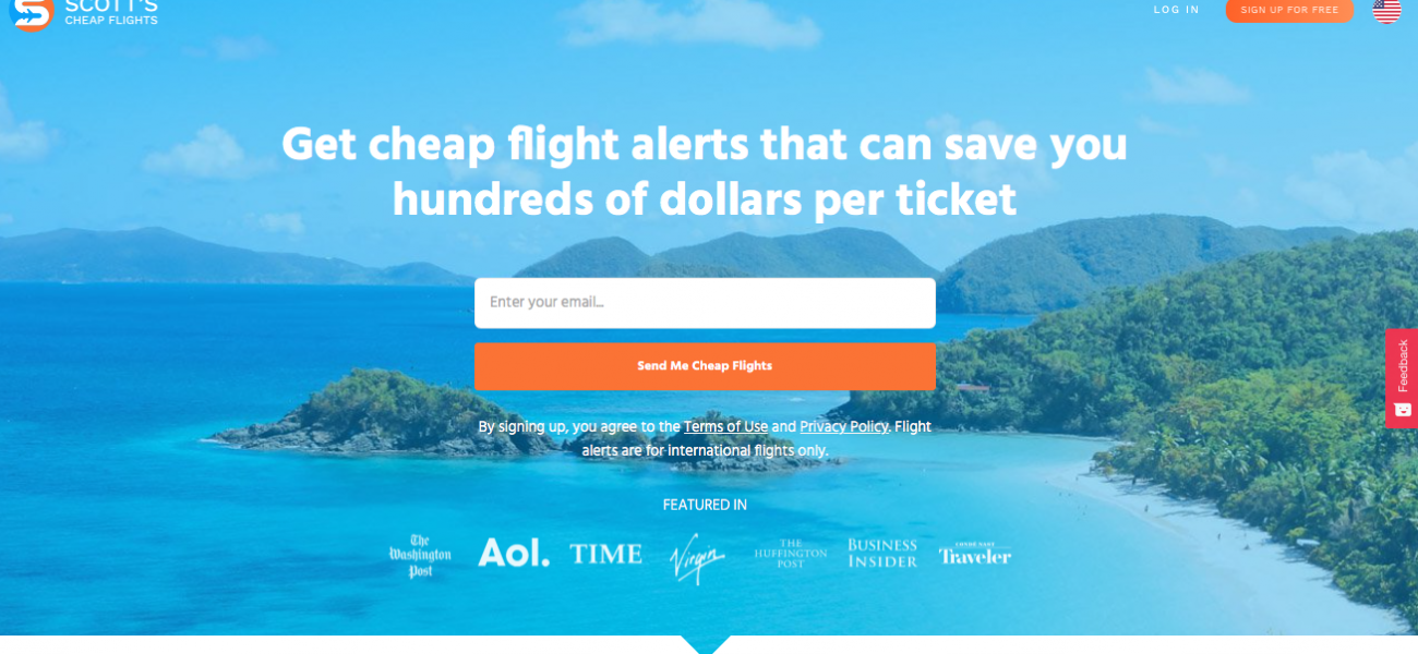 Scott's Cheap Flights Review