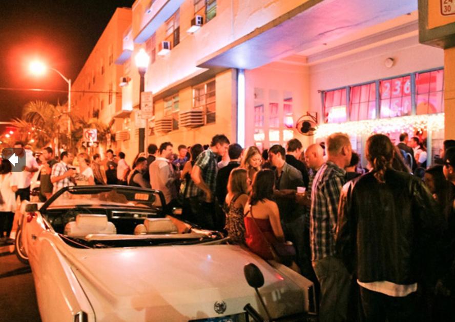 Miami Beach International Hostel - Miami Night Spots