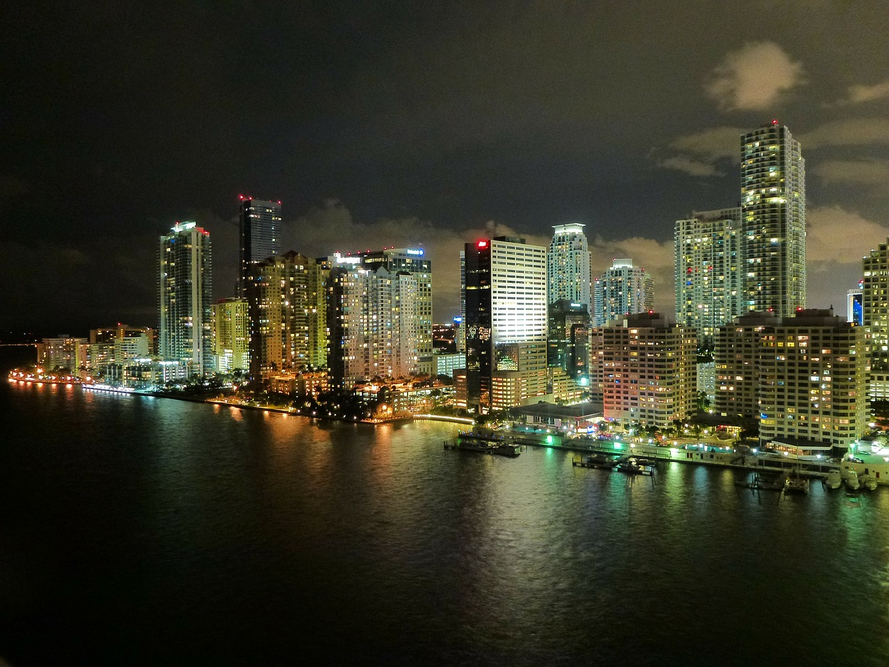 Miami Night Spots