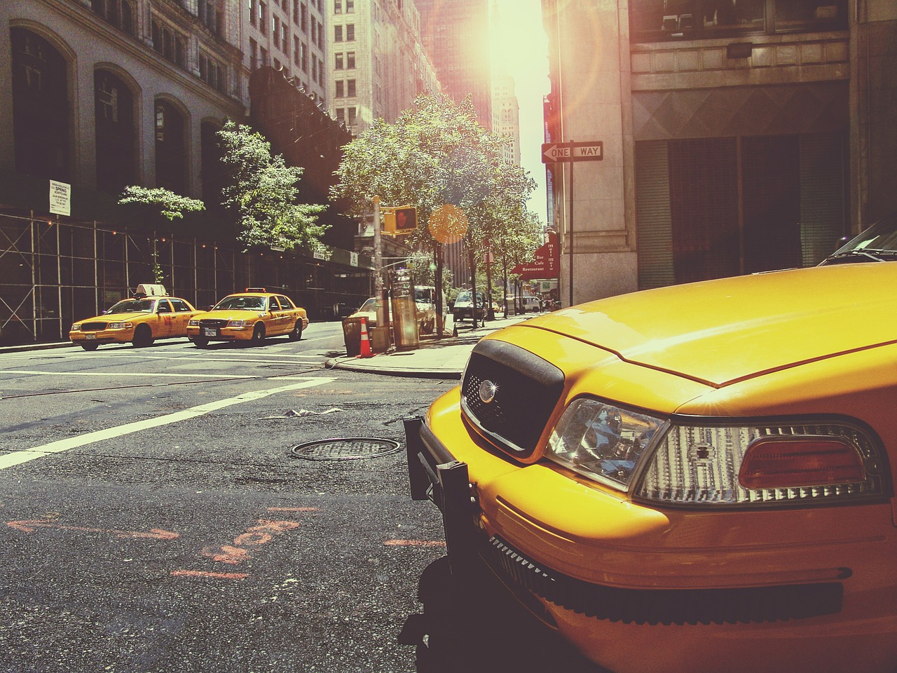 Taxi New York City