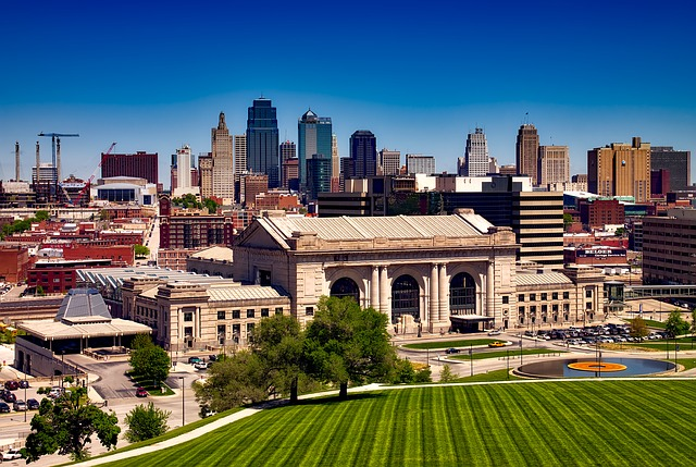 Kansas City is a wonderful place to stop on an American road trip