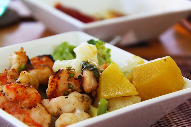 Your holiday in the Maldives isn't just about the beach - the food is quite fab as well