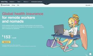 SafetyWing Remote Health