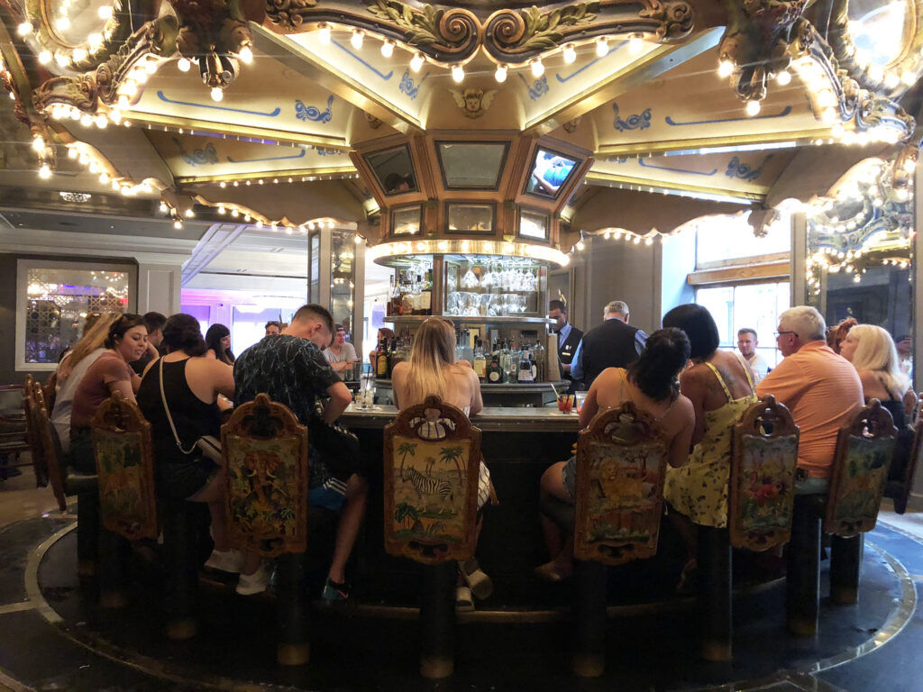 Carousel Bar New Orleans