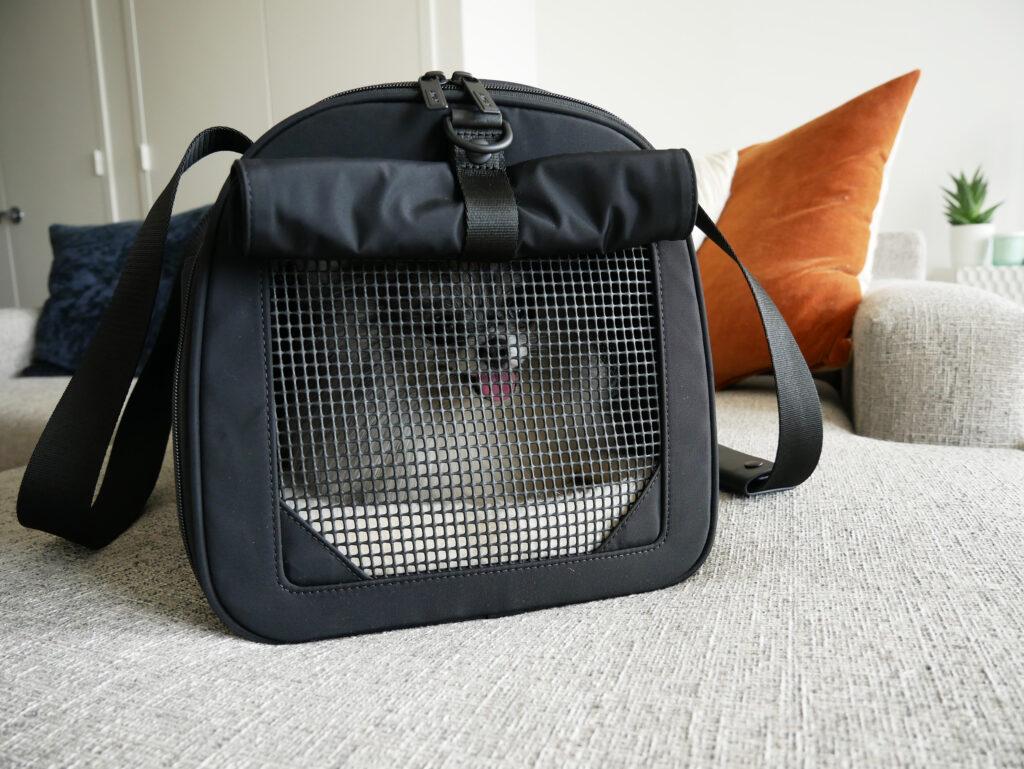 Away Pet Carrier Ventilation