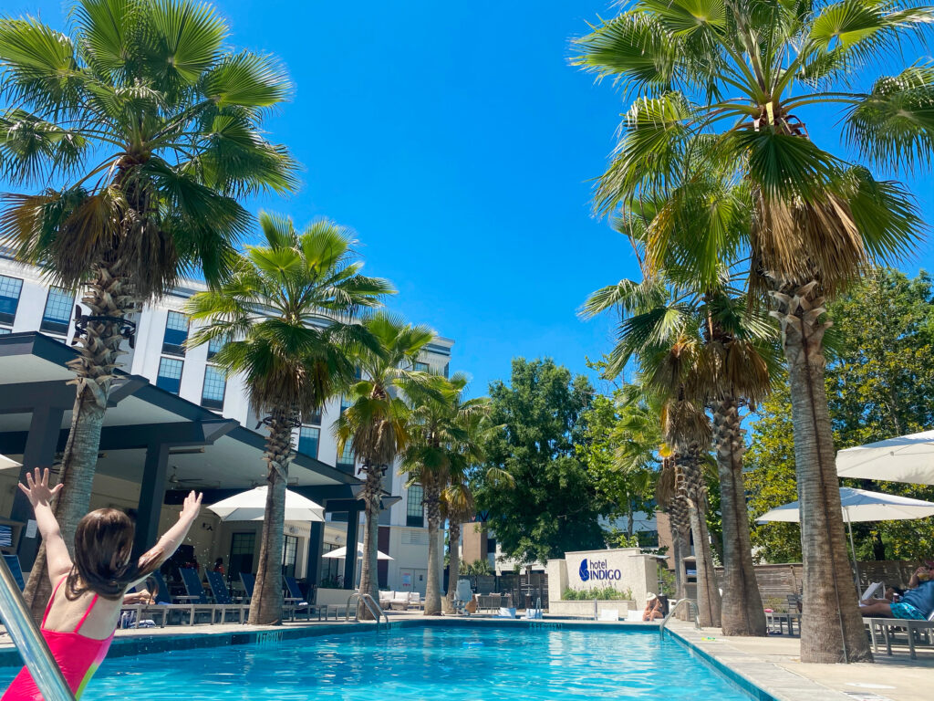 Hotel Indigo Charleston South Carolina