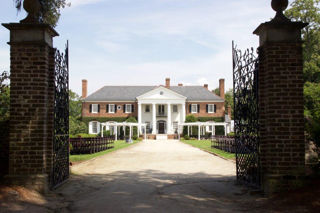 Plantation in Charleston South Carolina